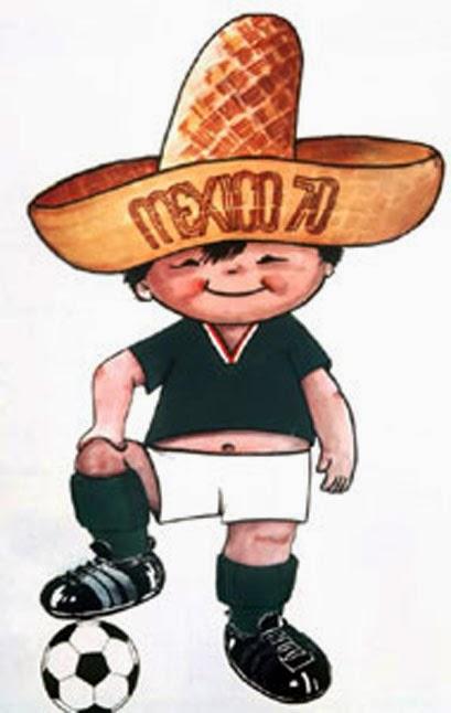 Maskot Piala Dunia 1970