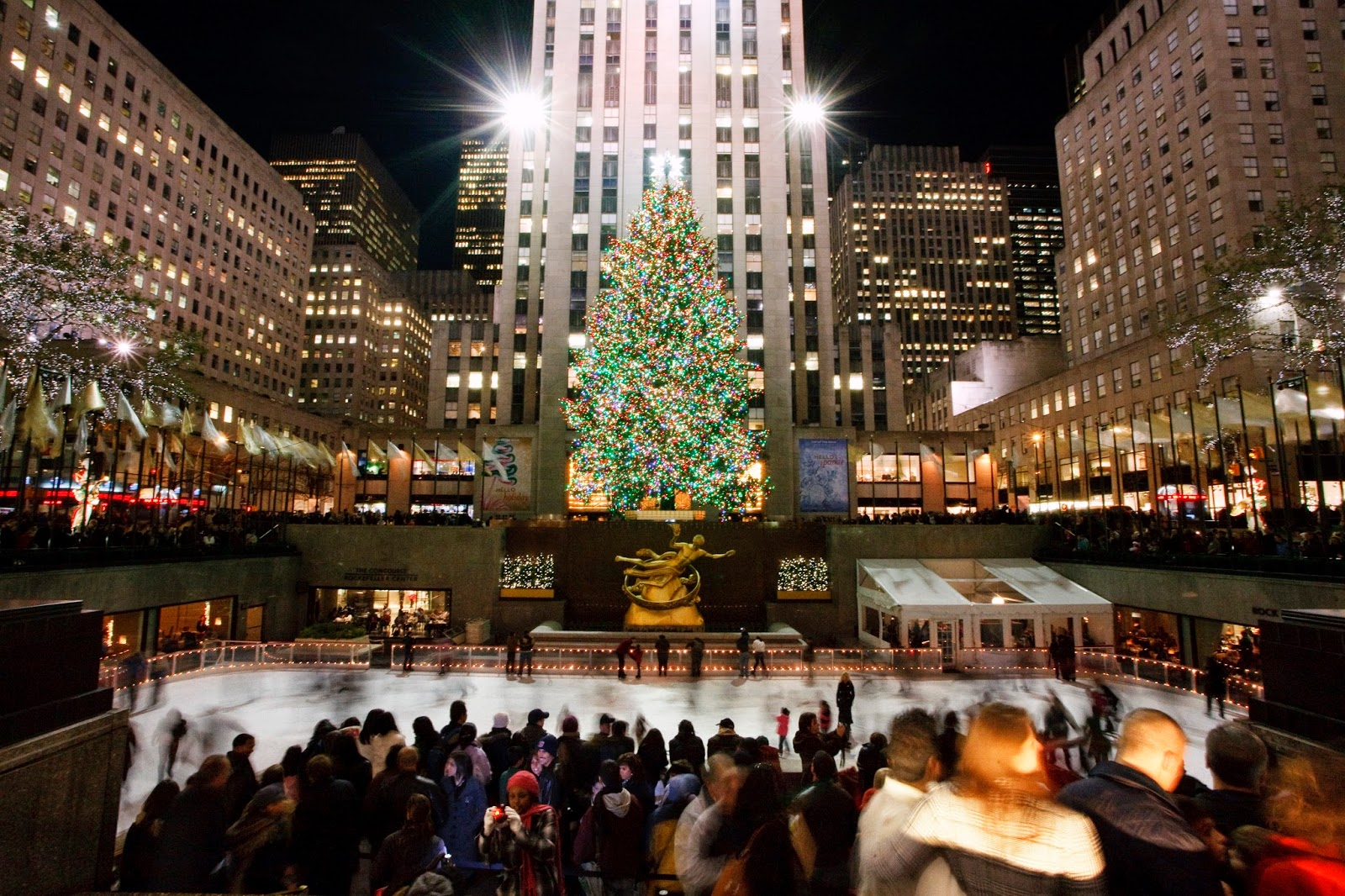 Natale a new york for Immagini new york a natale
