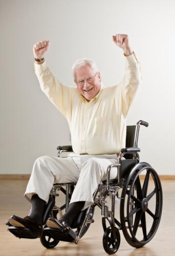 Amor y discapacidad las poco conocidas maneras de hacer ejercicio en la silla de ruedas - Sillas para hacer el amor ...