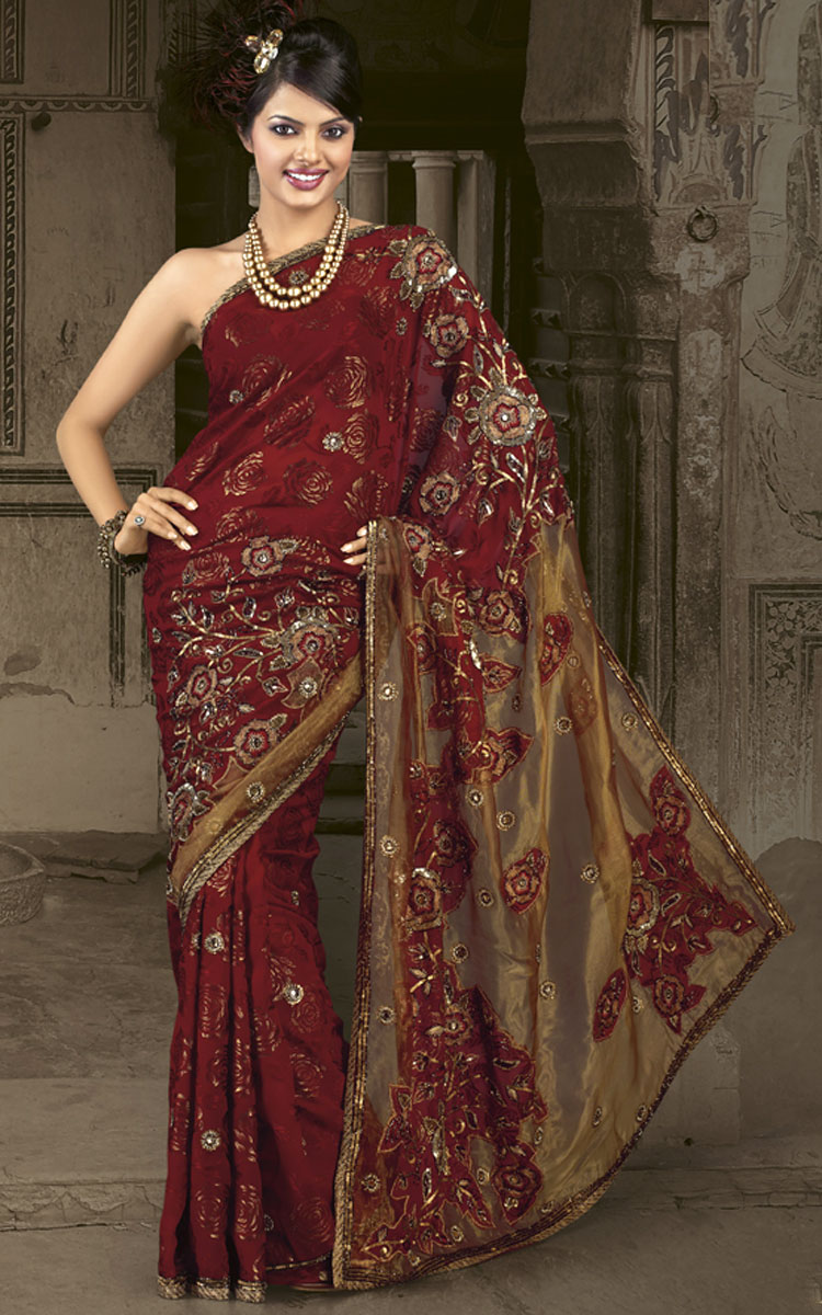 Indian Sarees Latest Designs