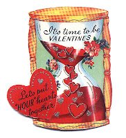 766546 Free Vintage Valentines Clip Art and Printables Roundup!