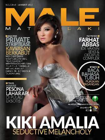 Download MALE Edisi 019 - Kiki Amalia