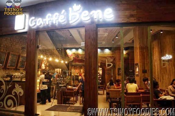 caffe bene eastwood city walk 2