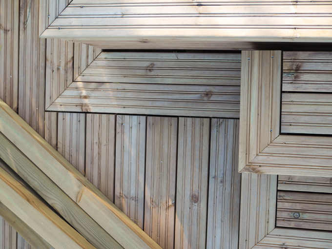 tee se itse terassi, monitasoinen terassi ja palju, terassin portaat diy