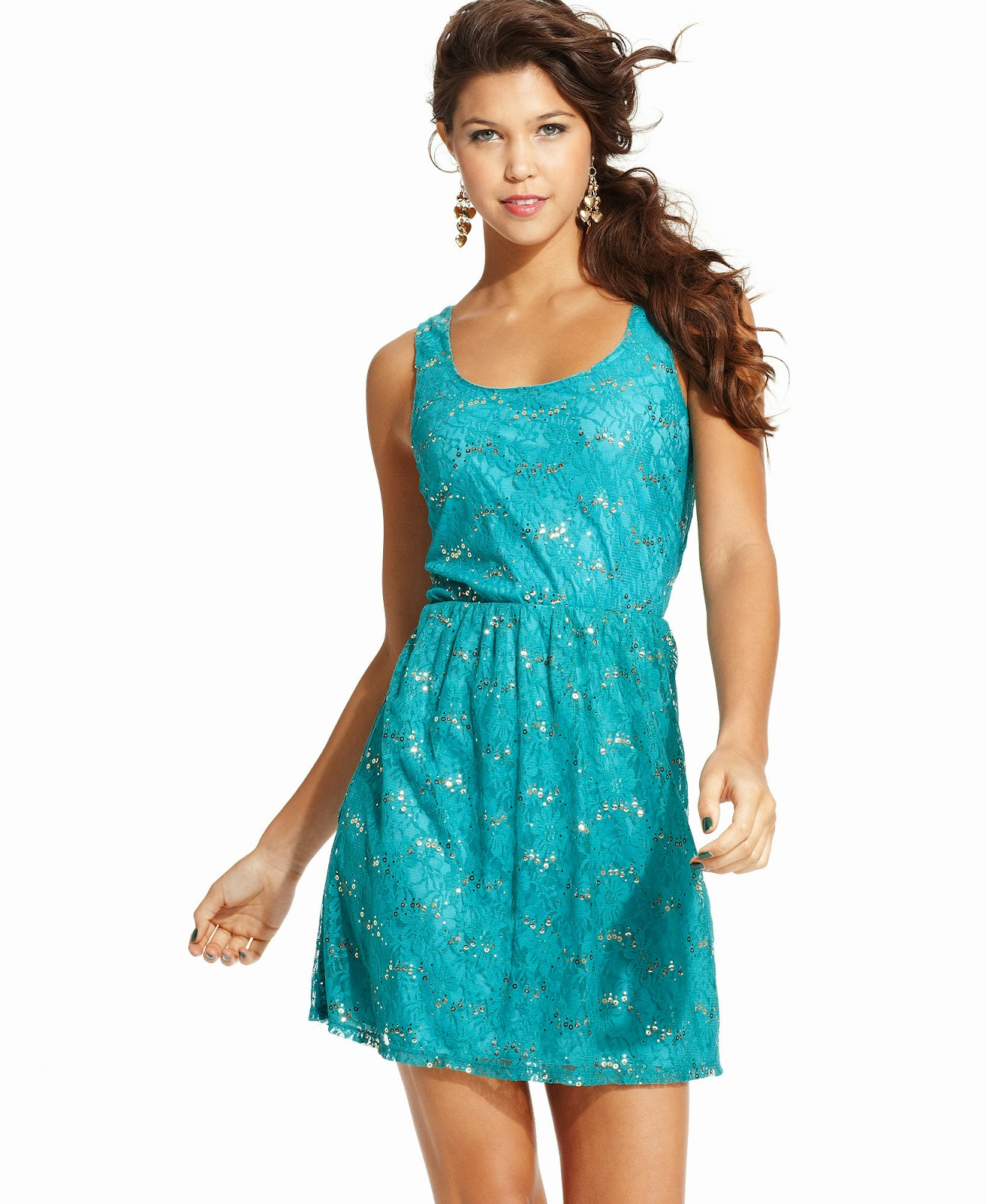 Funky Cute Party Dresses For Juniors Embellishment - All Wedding ...