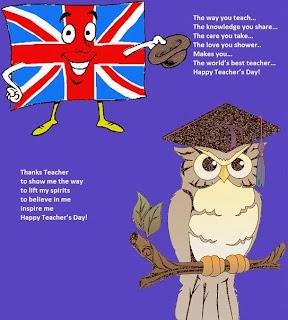 Открытки для учителя английского языка своими руками