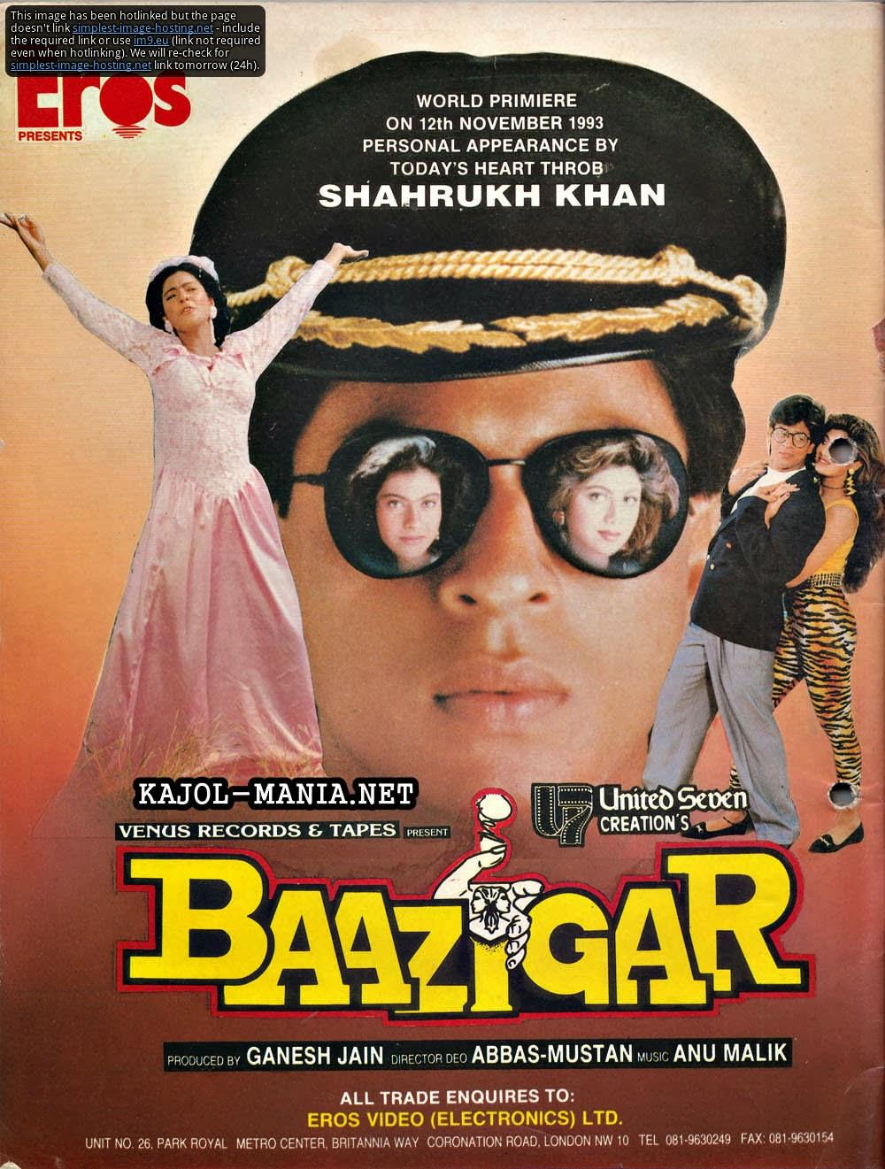bazigar movie songs download : dvd beaver kwaidan