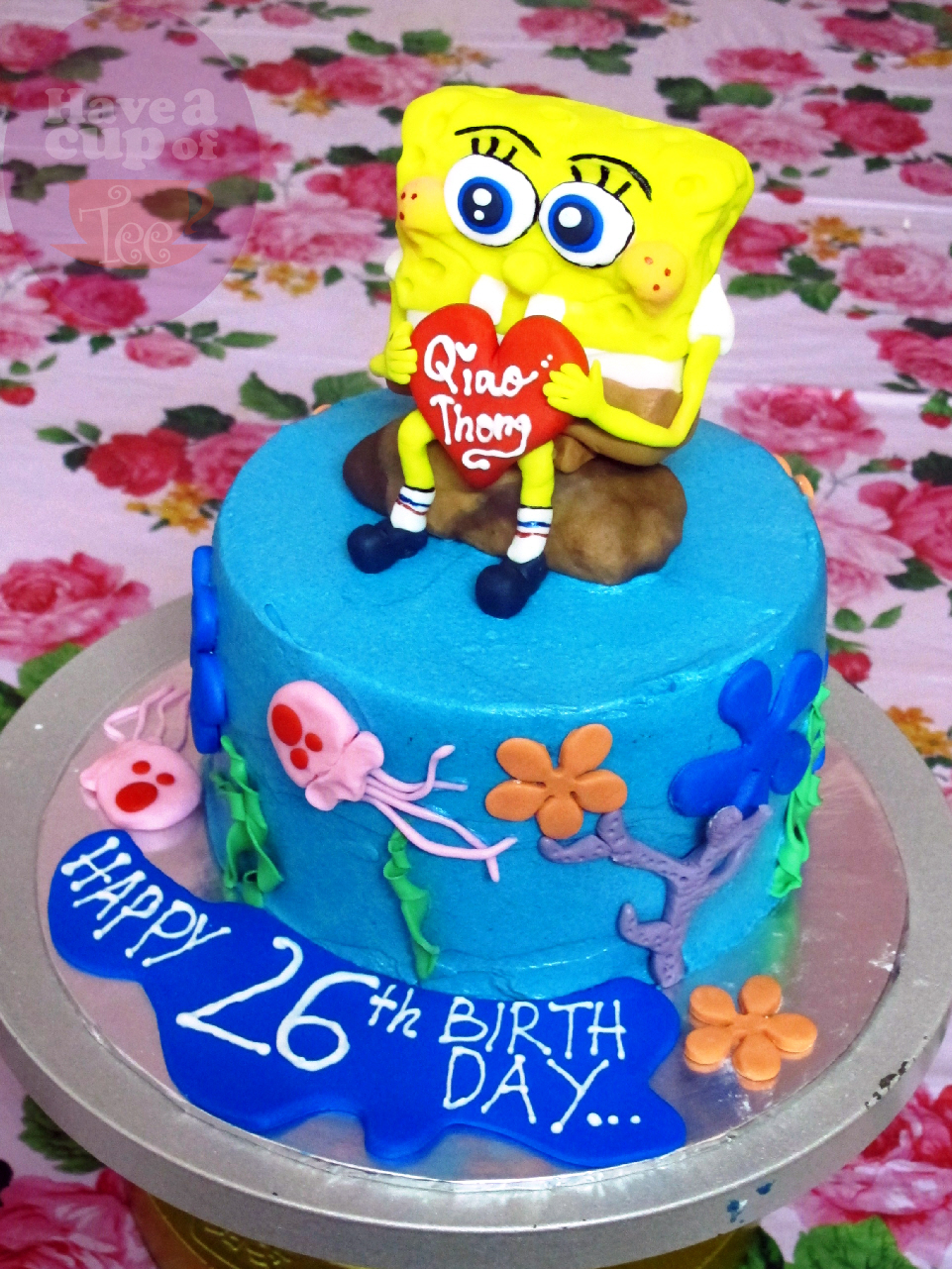 Spongebob birth date in Perth
