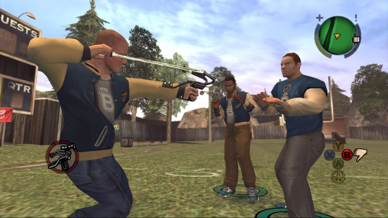 Bully Scholarship Edition PC Free Download