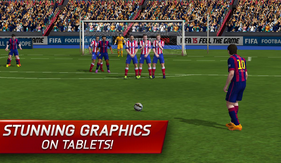 FIFA 15 Ultimate Team - Game Sepak Bola Android Terbaik
