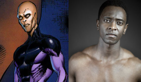 Darwin and Edi Gathegi