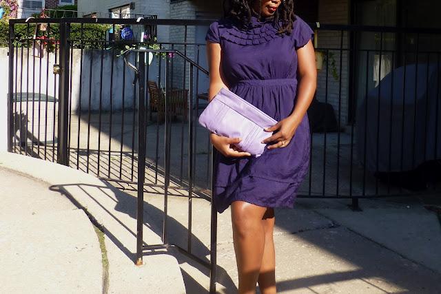Bib Front Dress
