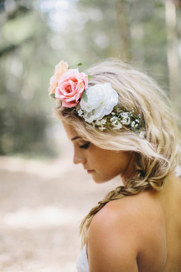 gorgeous fishtail wedding hair for Medium-length Hair