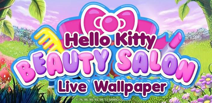 Hachi kawaii juego hello kitty beauty salon for Fondo de pantalla que cambia segun la hora del dia