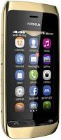 Nokia Asha 308 Dual SIM Mobile