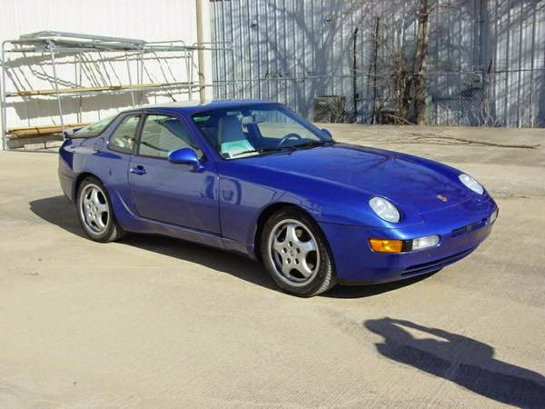very nice 1993 porsche 968 auto restorationice. Black Bedroom Furniture Sets. Home Design Ideas