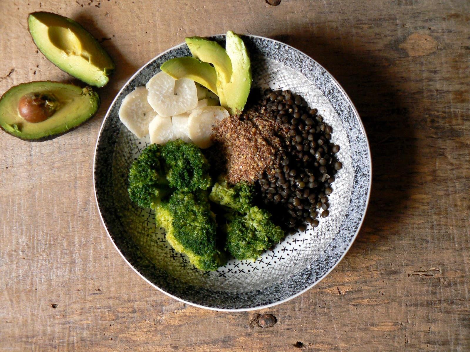 Recette naturo: Plat vegetarien