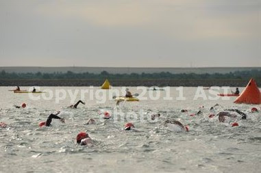This Is The First Race Of Boulder Tri Series Which All Around Pretty Competitive TA Opened At 6 And My Wave Went Off 735