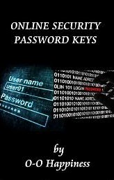 Online Security - Password Keys