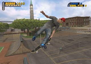 Tony Hawk's Pro Skater 4 Game
