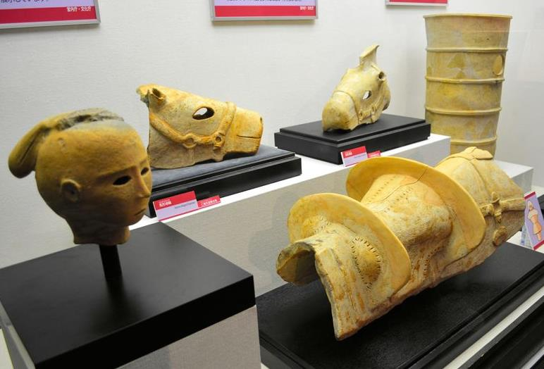 Exhibition showcases ancient Japanese archaeological discoveries