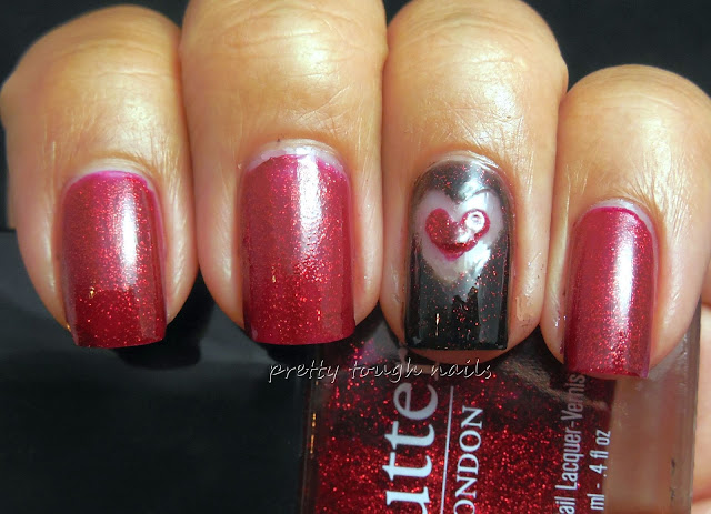 31 Day Challenge - Red with Butter London Chancer