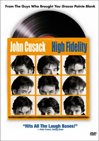 DVDs in my collection: High Fidelity