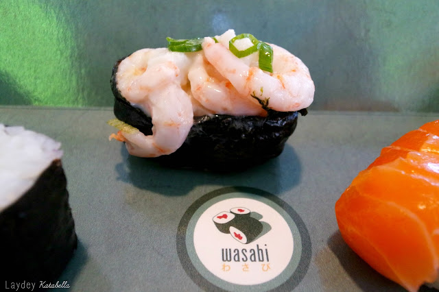 Wasabi sushi & bento restaurant, Cambridge
