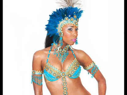 St.Lucia Carnival 2012: J4F Model Search