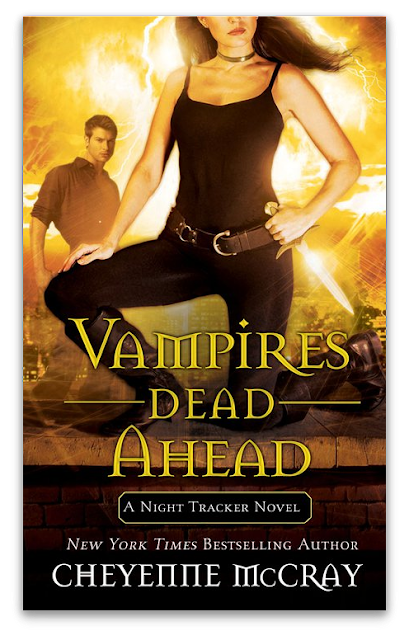 Cover Reveal: Vampires Dead Ahead