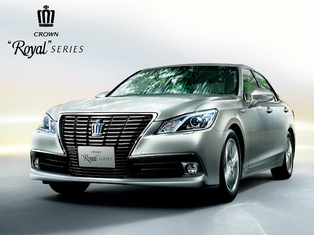 2013 Toyota Crown Royal And Athlete Revealed Photo Gallery