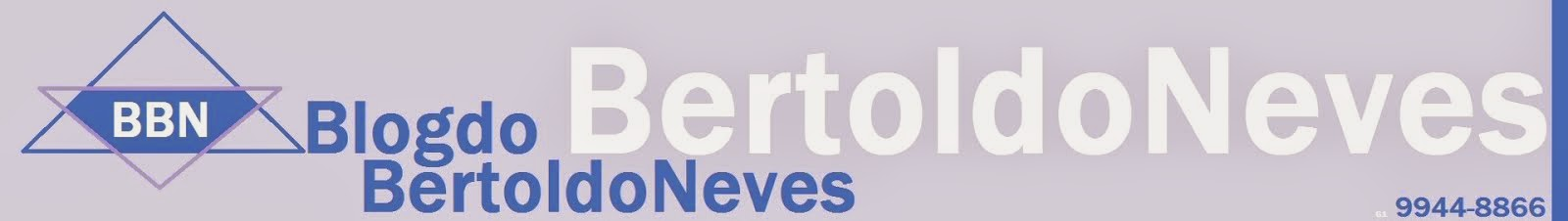 Blog do Bertoldo Neves