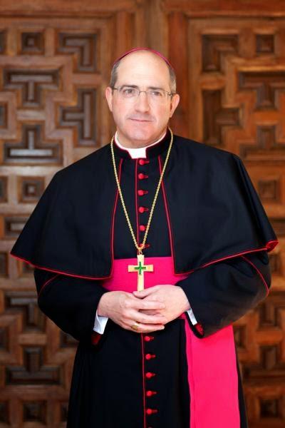 OBISPO AUXILIAR, D. SANTIAGO GÓMEZ
