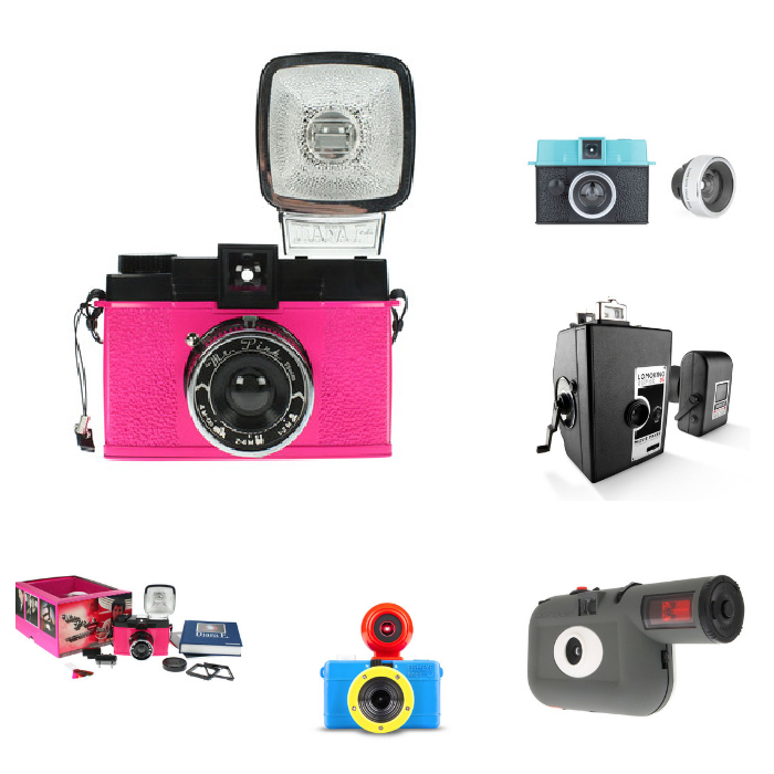 Awesome Lomogrophy Cameras