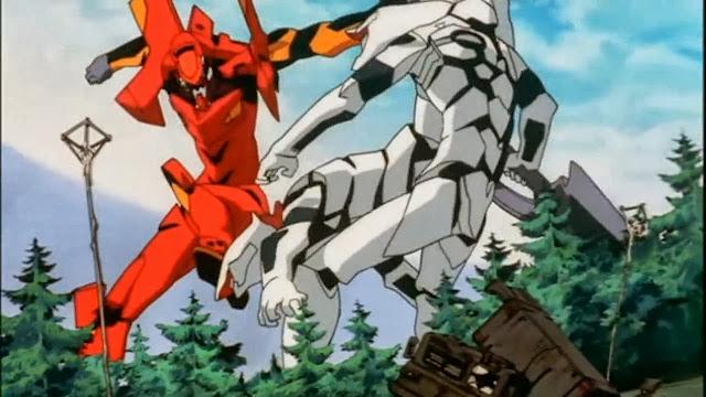 Neon Genesis Evangelion: End of Evangelion DvdRip
