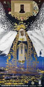 Cartel semana santa de Almeria 2020