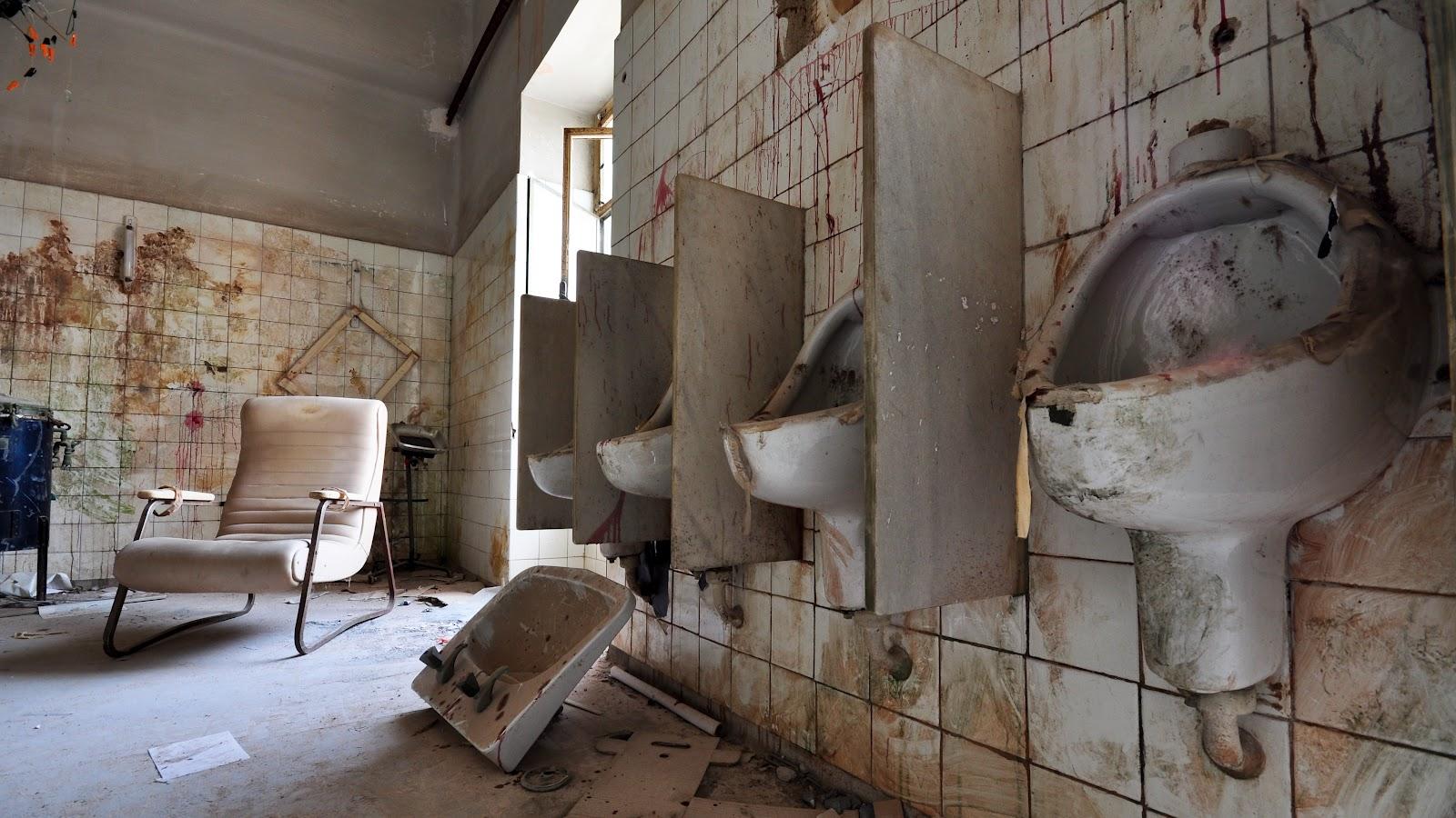 ksilencio: Hospital del Tórax