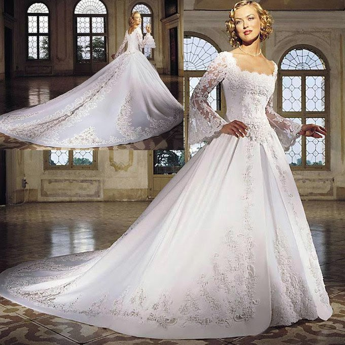 Tailor Made Wedding Dresses - Ocodea.com