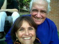 Jenny Fraile y Armando Quintero en Parque Caballito