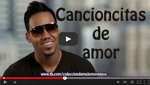 Romeo Santos,Cancioncitas de Amor (Audio), Vídeo Musical,