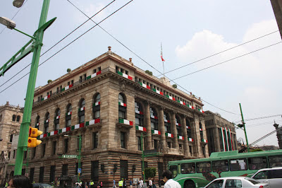 Edificio cercano a Plaza Garibaldi