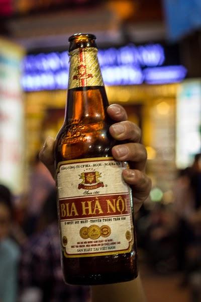 Beer hoi, Hanoi