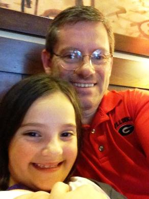Daddy Daughter Day Jan. '13