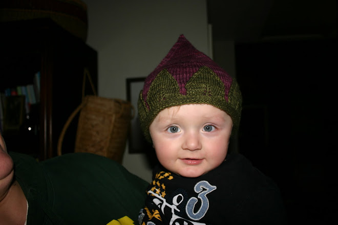Elvish Baby Hat