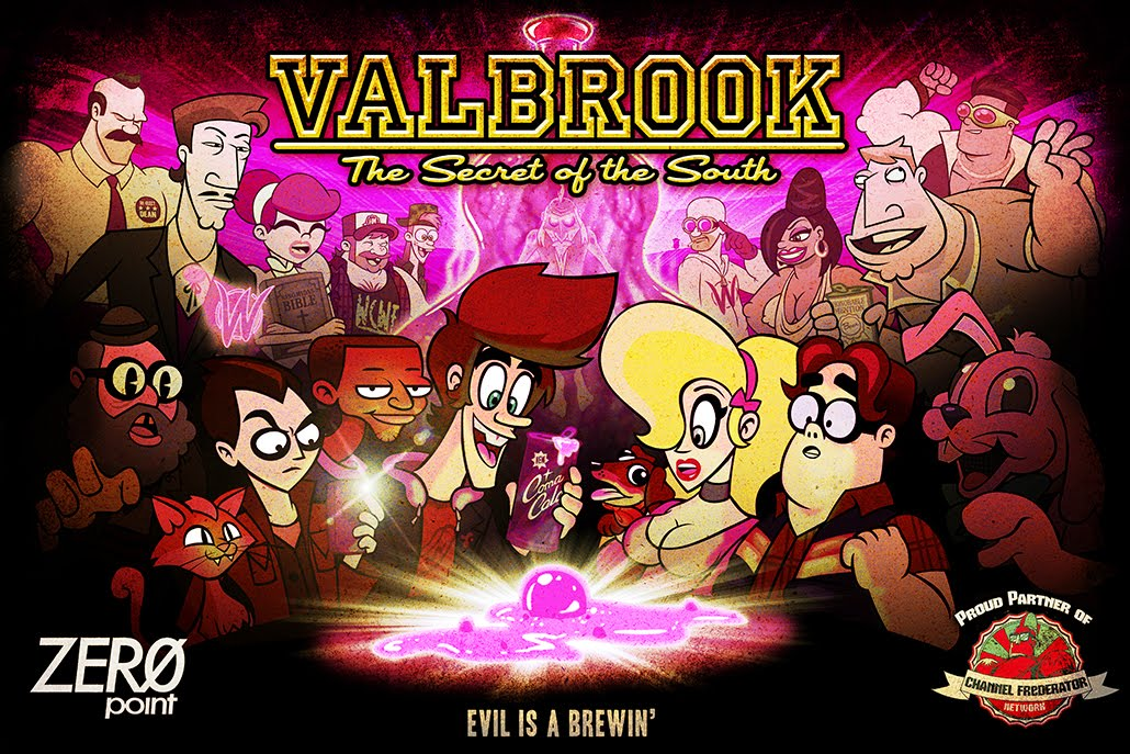 Valbrook: The Secret of the South