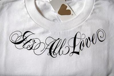 tipografía camisetas