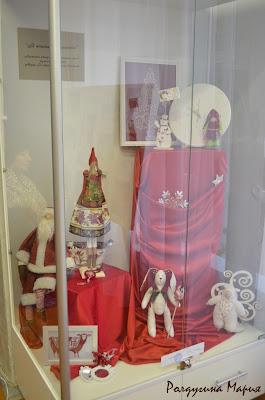 выставка кукол в узловой