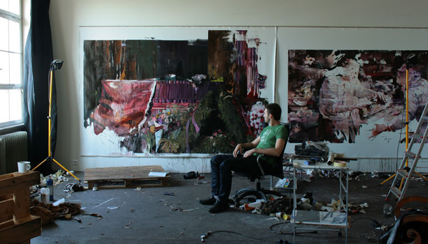 42 Best Adrian Ghenie Images On Pinterest