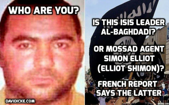 ISIS Leader 'Al-Baghdadi' Is A 'Jewish Mossad Agent' – French Reports