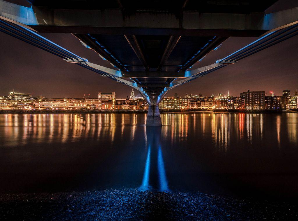 Underneath The Bridge (View on Black press L)